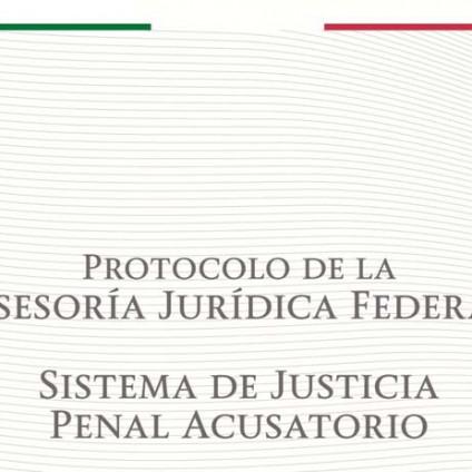 Protocolo de la Asesoría Jurídica Federal