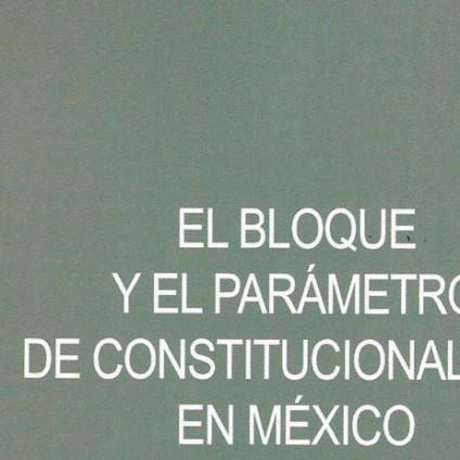 El Bloque y el Parámetro de Constitucionalidad en México
