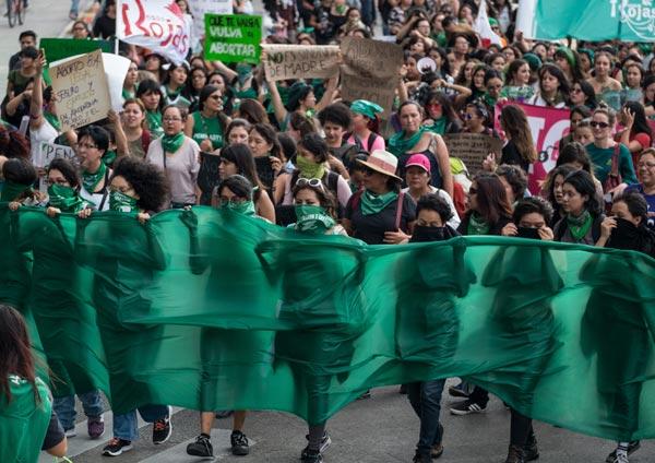 foro jurídico SCJN declara inconstitucional la criminalización del aborto en México
