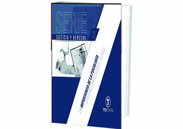portalforojuridico- columnas- libros-La Importancia de la Psicología en la Implementación de Justicia