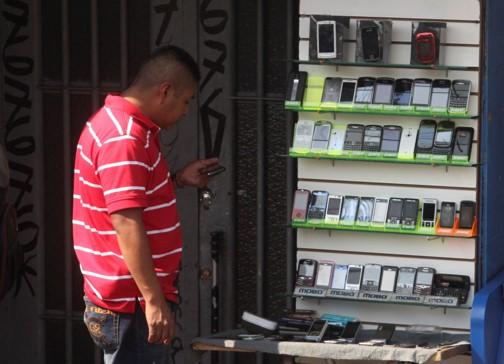portal foro jurídico robo de celulares
