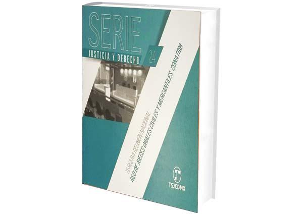 portal foro jurídico libros jueces orales