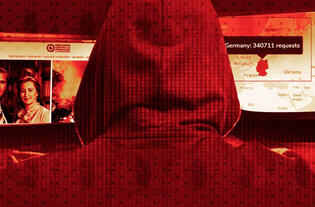 portal foro jurídico ataque cibernético a mexicanos contra la corrupción