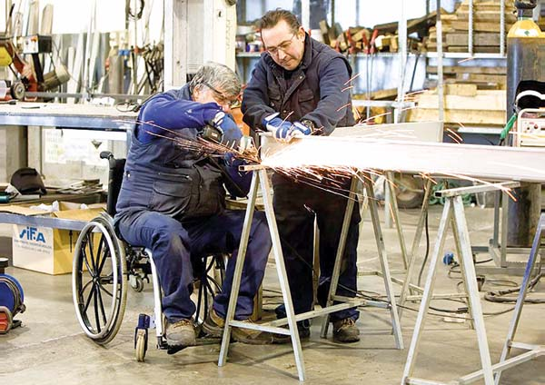 portalforojuridico- discriminación discapacidad