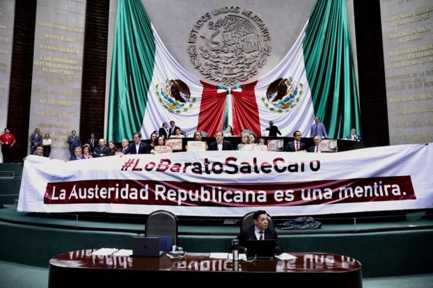 foro jurídico austeridad republicana