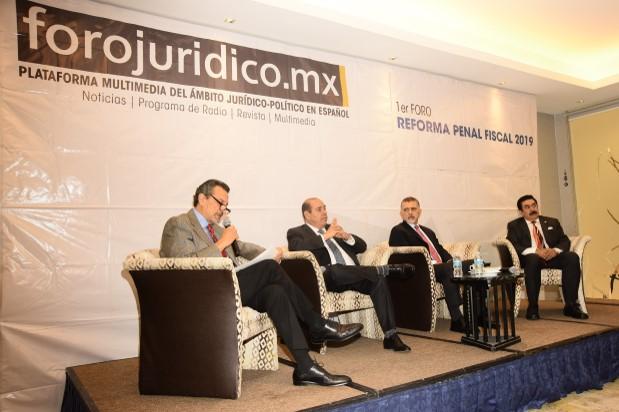 foro jurídico reforma penal fiscal 2019