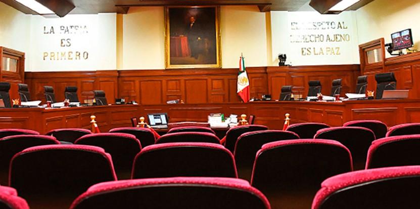 foro jurídico suprema corte de justicia de la nación