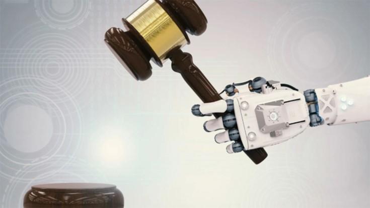 foro jurídico jueces robots