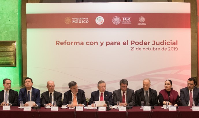 foro jurídico reforma judicial