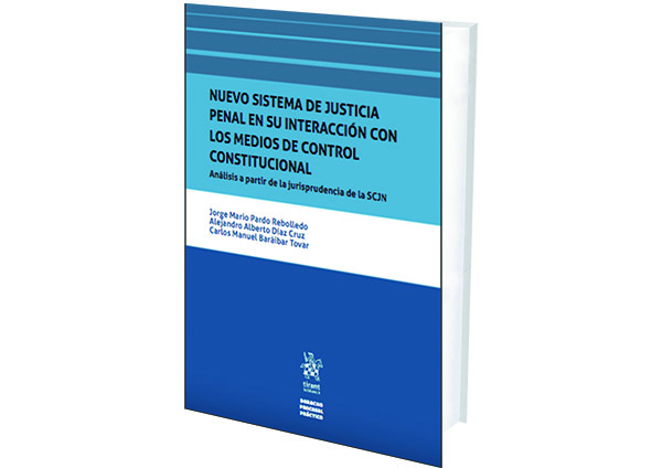 foro jurídico libro Jorge Pardo sistema de justicia penal