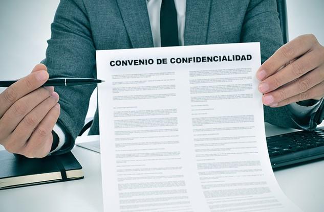foro jurídico confidencialidad aviso de privacidad