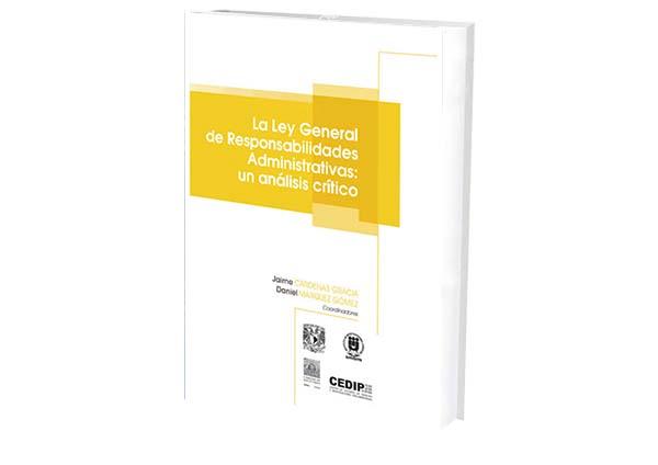 foro jurídico libros ley general de Responsabilidades Administrativas