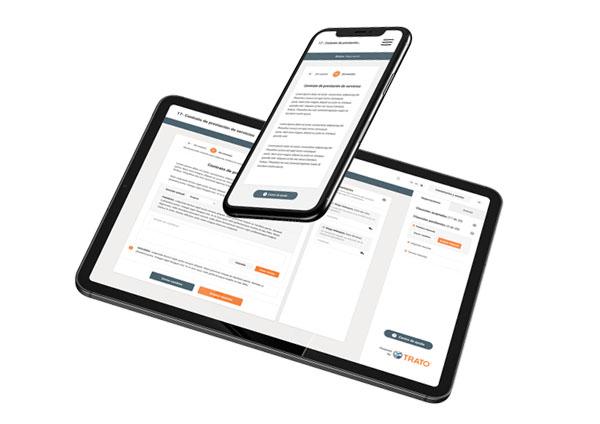 foro jurídico legaltech Trato contratos electrónicos