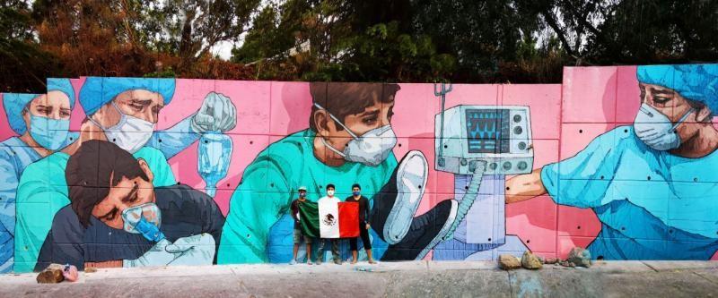 foro jurídico muran en acapulco en reconocimiento a médicos y enfermeras