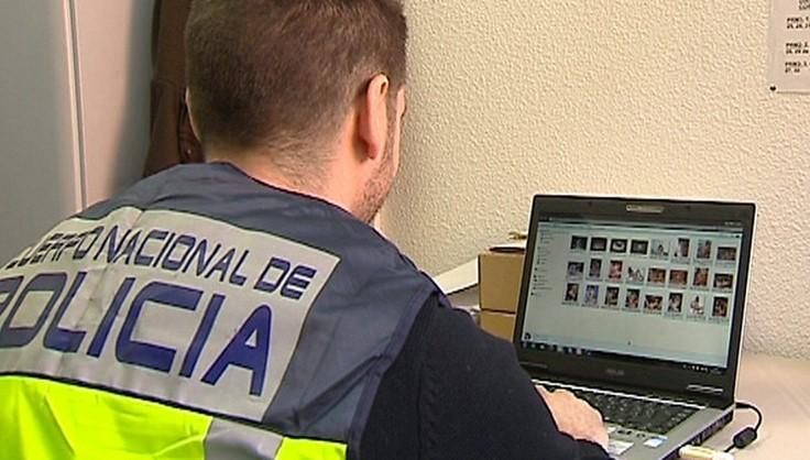 foro jurídico delito de pornografía infantil en cuarentena