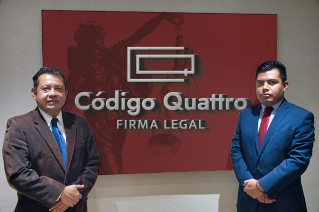 foro jurídico Víctor Alberto Ríos Villanueva Abogados Litigantes Código Quattro Firma Legal