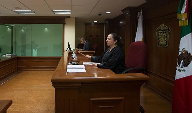 foro jurídico Juez de control