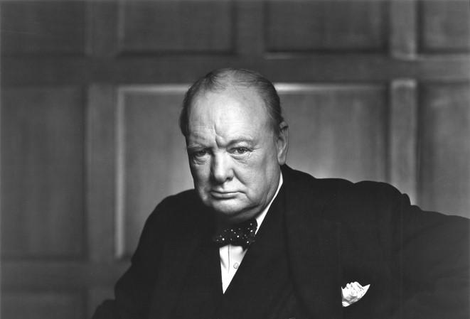 Democracia Winston Churchill