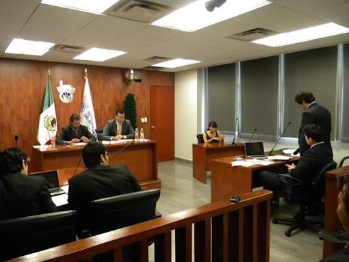 foro jurídico sistema penal acusatorio