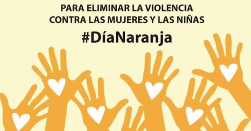 foro jurídico Día naranja contra la violencia de génro