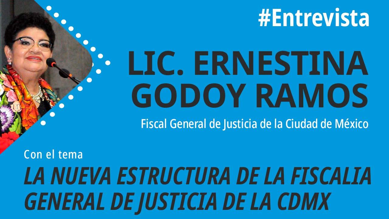 foro jurídico La Nueva Estructura de la Fiscalía General de Justicia de la CDMX