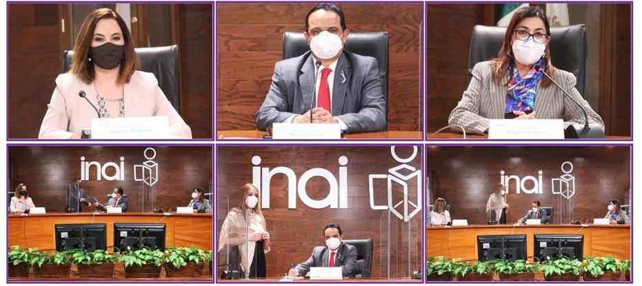 INAI implementa Firma electrónica para agilizar acceso a la información