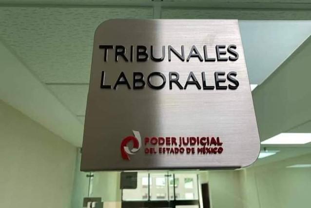 Nuevos Juzgados Laborales Edo Méx