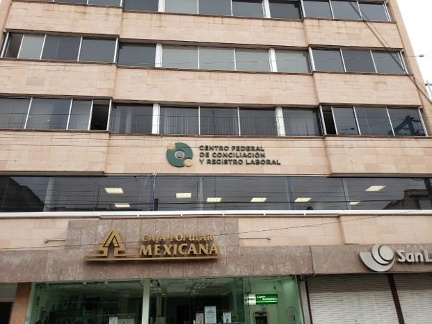 foro jurídico Centro Federal de Conciliación y Registro Laboral