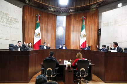 foro jurídico Tribunal Electoral del PJF