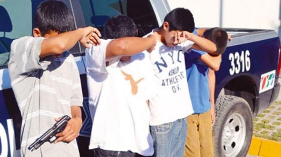 foro jurídico La reincidencia de los adolescentes en conflicto con la ley