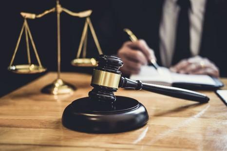 foro jurídico La sanción