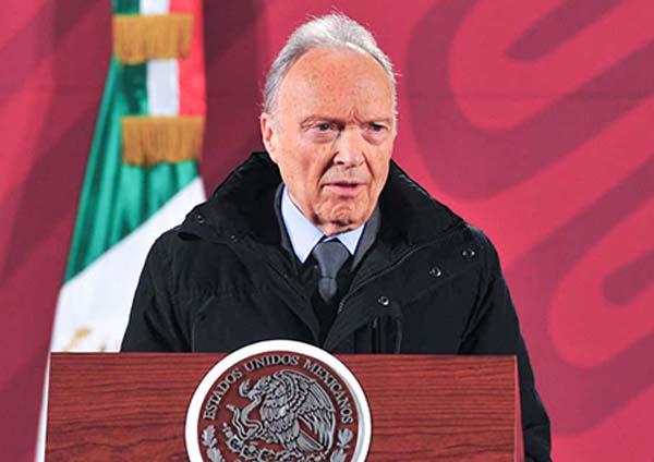 foro jurídico Alejandro Gertz