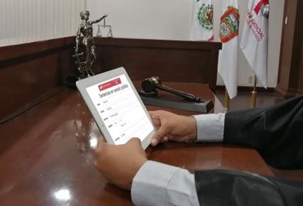foro jurídico Publicidad de sentencias