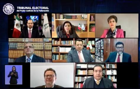 foro jurídico Tribunal electoral revoca acuerdo del INE para conferencias matutinas