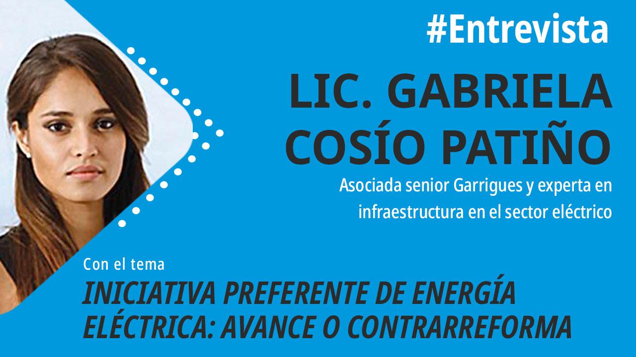 foro jurídico Iniciativa Preferente de Energía Eléctrica