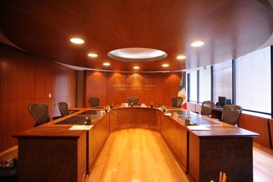 foro jurídico Consejo de la Judicatura Federal