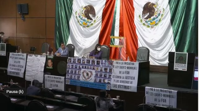 foro jurídico Ley de la FGR discusión en comisiones