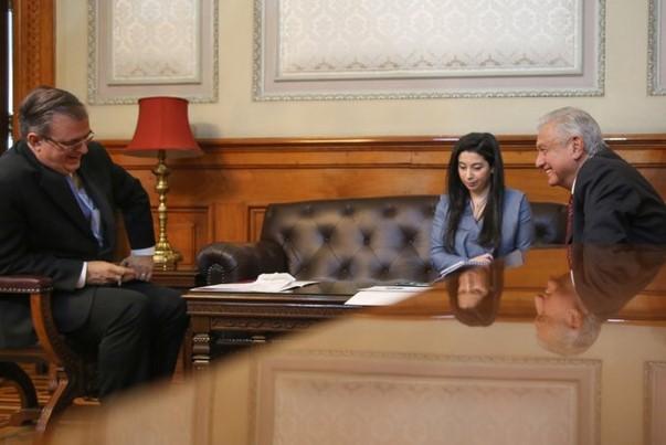foro jurídico Llamada entre Kamala Harris y AMLO