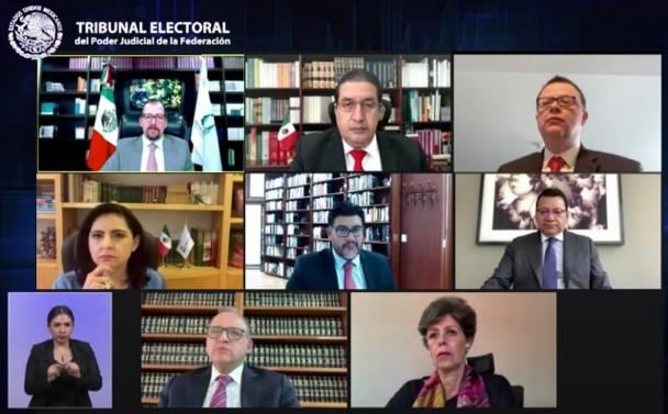foro jurídico TEPJF aprueba acuerdo del INE sobre plurinominales
