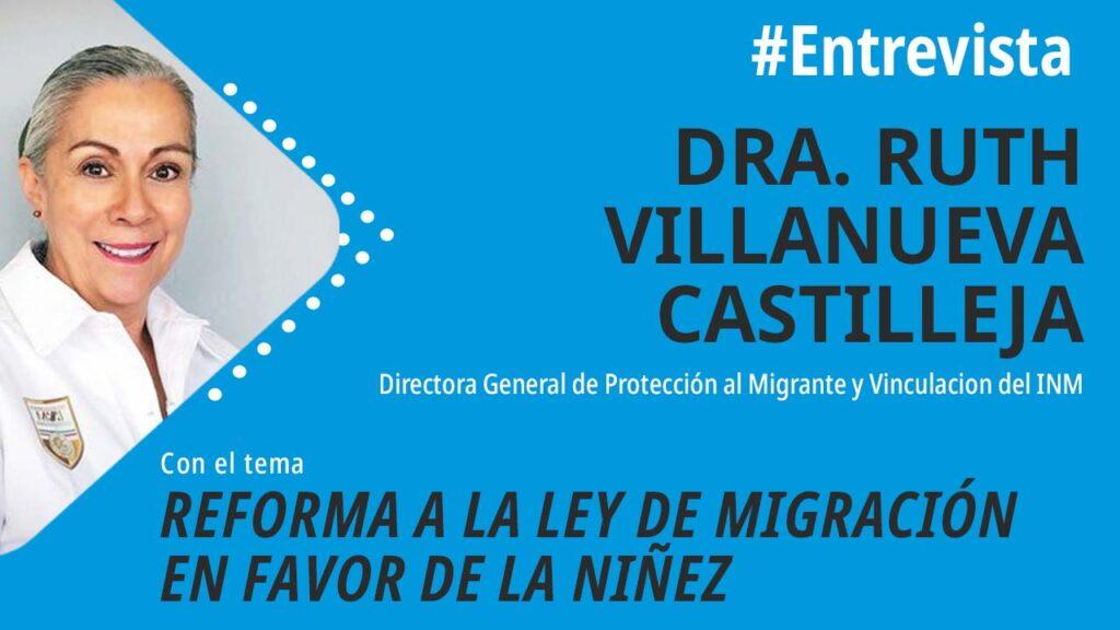 foro jurídico Reforma a la Ley de Migración en favor de la niñez