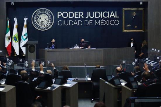 foro jurídico poder judicial de la cdmx