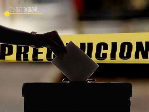 foro jurídico AMLO e INE llaman a la ciudadanía a ejercer su derecho al voto