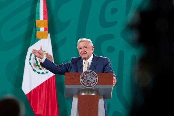 foro jurídico AMLO no teme amonestaciones del INE