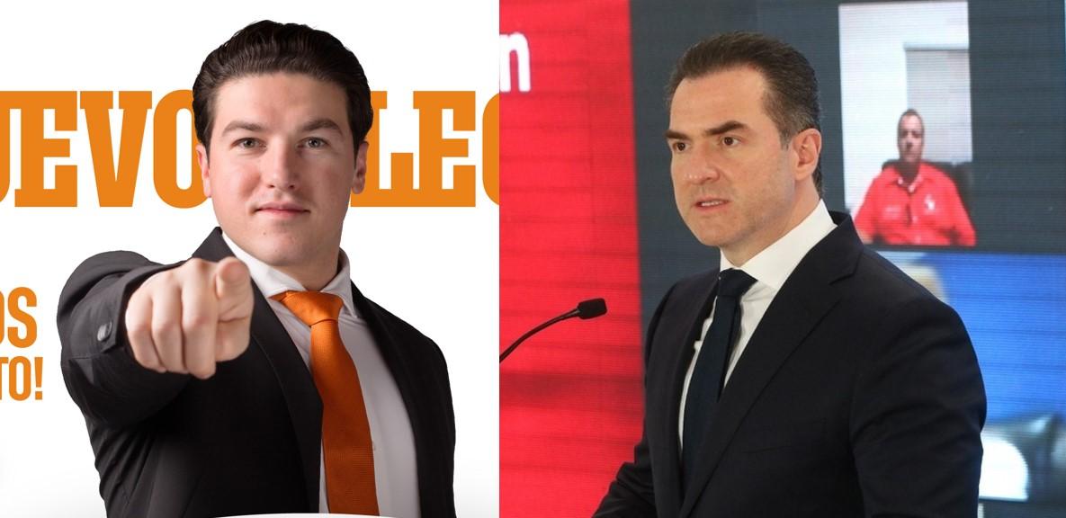 foro jurídico investigan a Samuel García y Adrián de la Garza candidatos a la gubernatura de Nuevo León