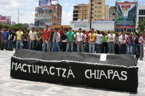 foro jurídico detención de los normalistas en Chiapas