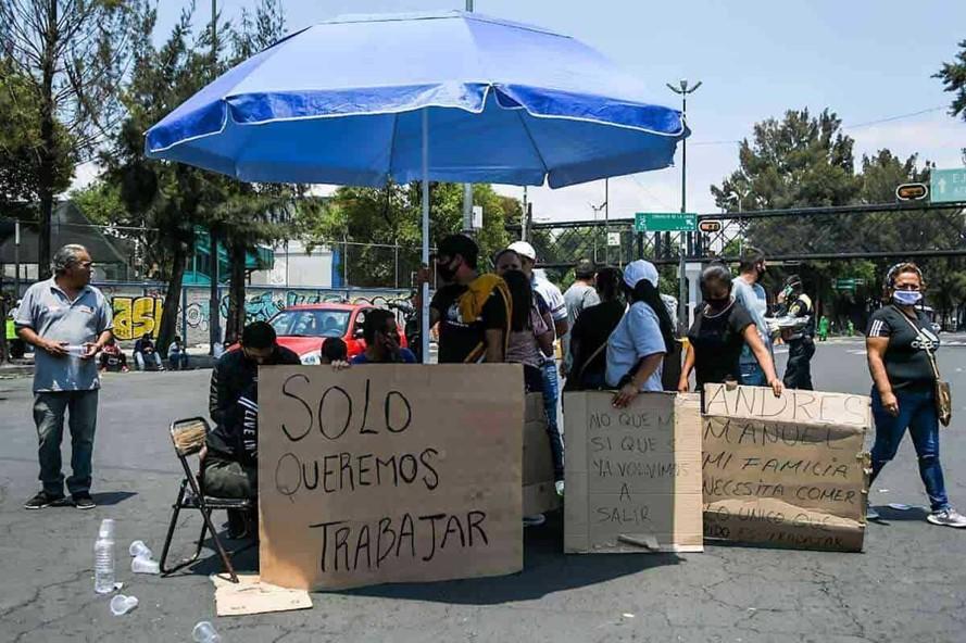 foro jurídico pobreza laboral en México