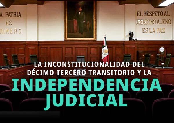 portalforojuridico-inconstitucional del 13 transitorio-HOME