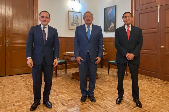 foro jurídico AMLO propone a Arturo Herrera para Banxico y suma a su gabinete a Rogelio Ramírez de la O