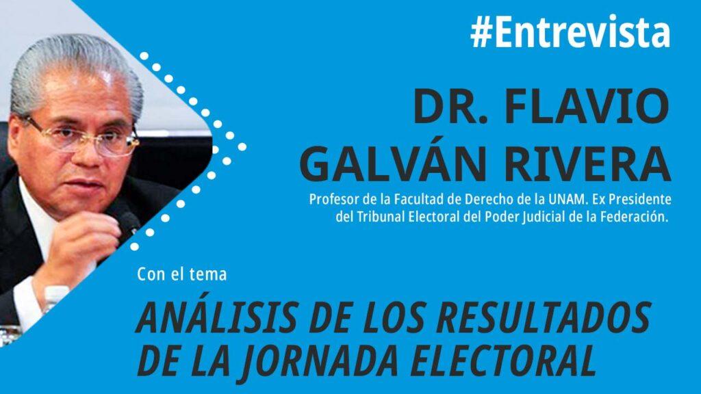 foro jurídico Análisis de los resultados de la jornada electoral