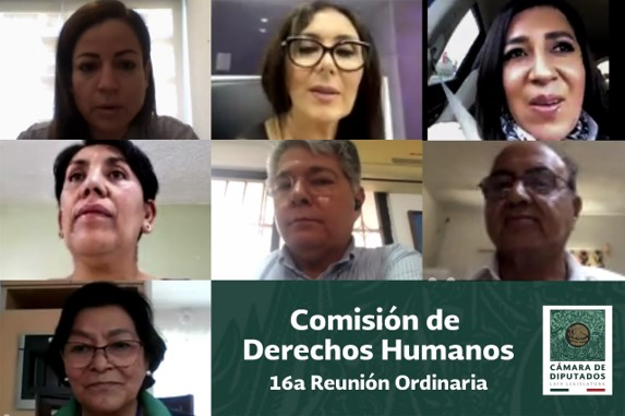 foro jurídico Avala Comisión incorporar el principio pro-persona en la defensa de los derechos humanos